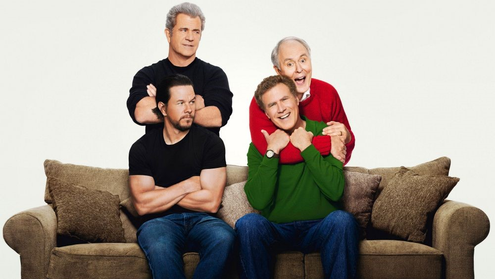 film, review, daddy's home 2