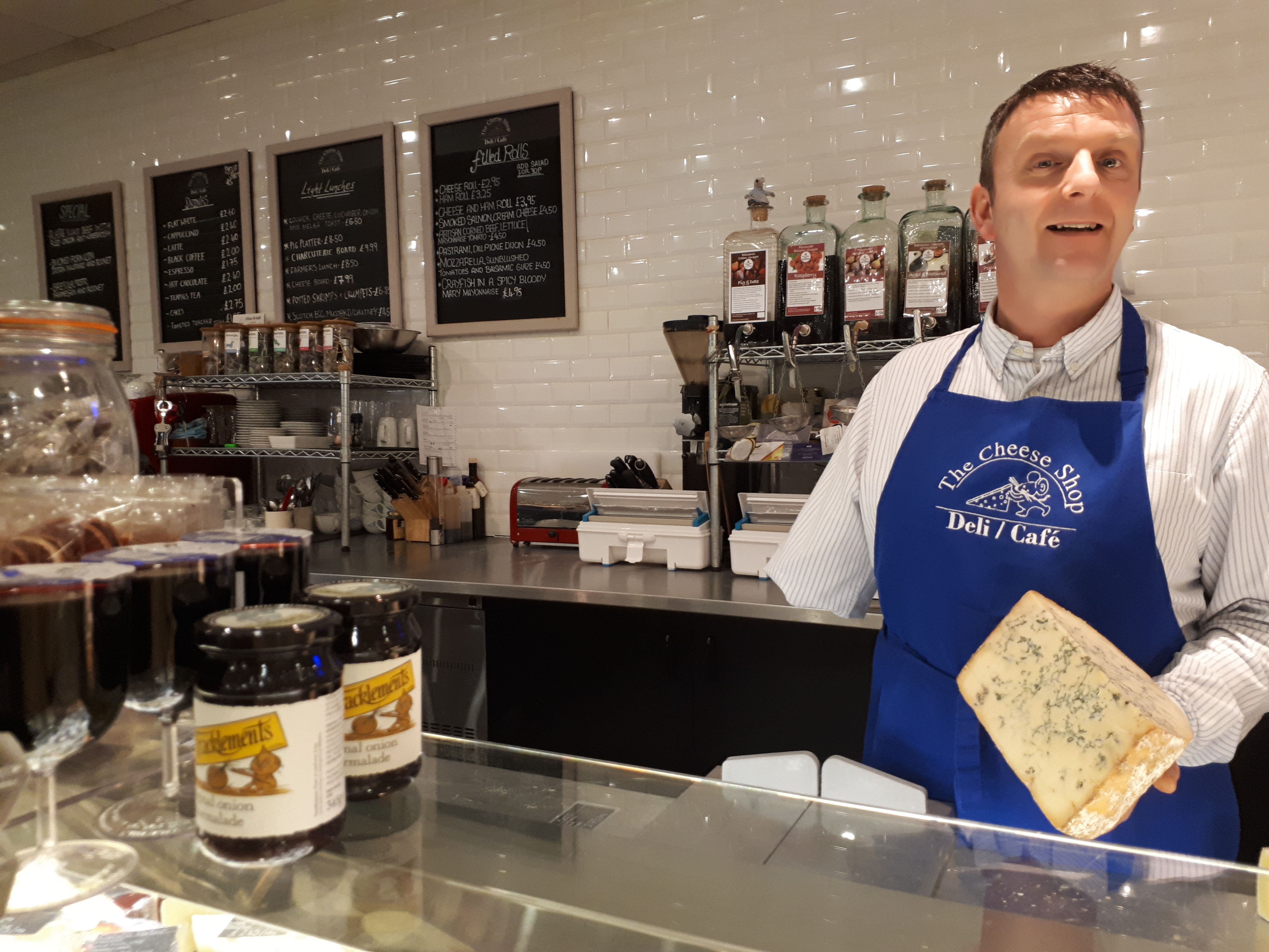 cheese, the cheese shop, nottingham