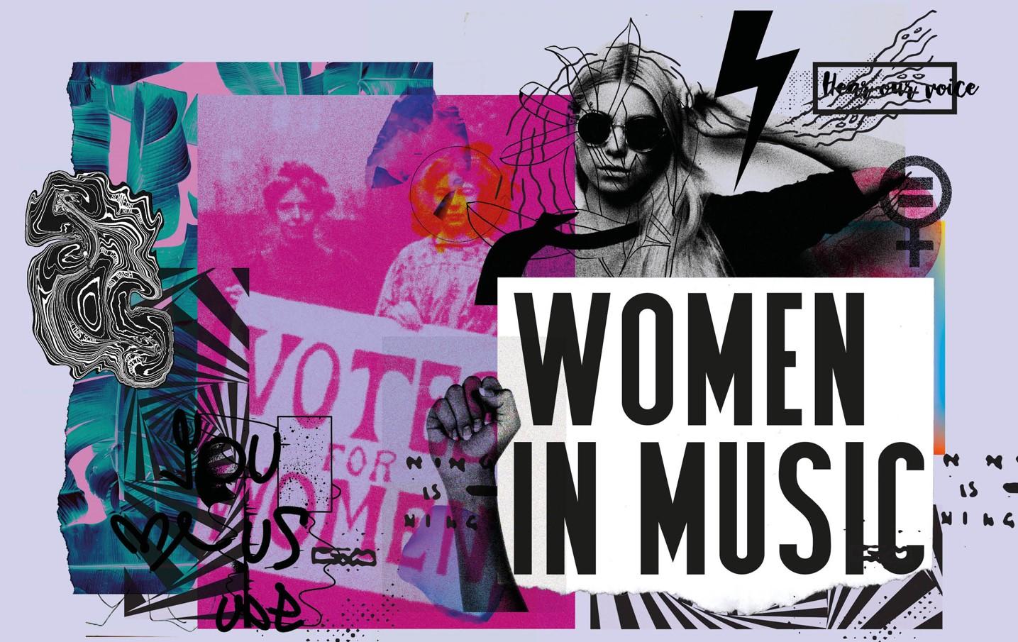 platform magazine, women in music