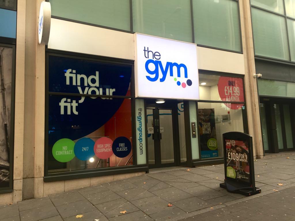 the gym, platform magazine