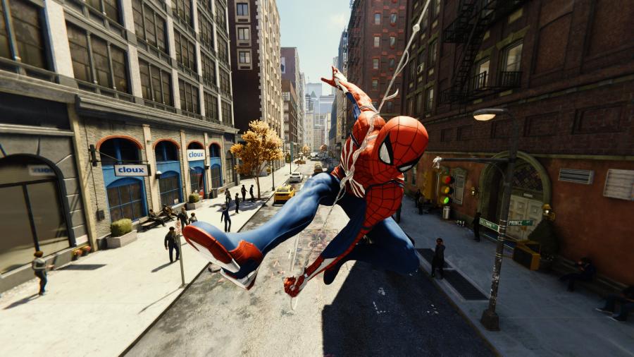 platform magazine, spiderman