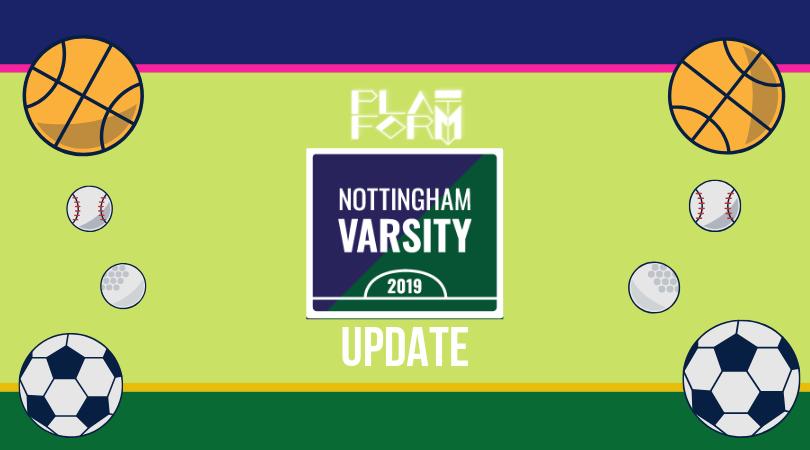 nottingham varsity 2019