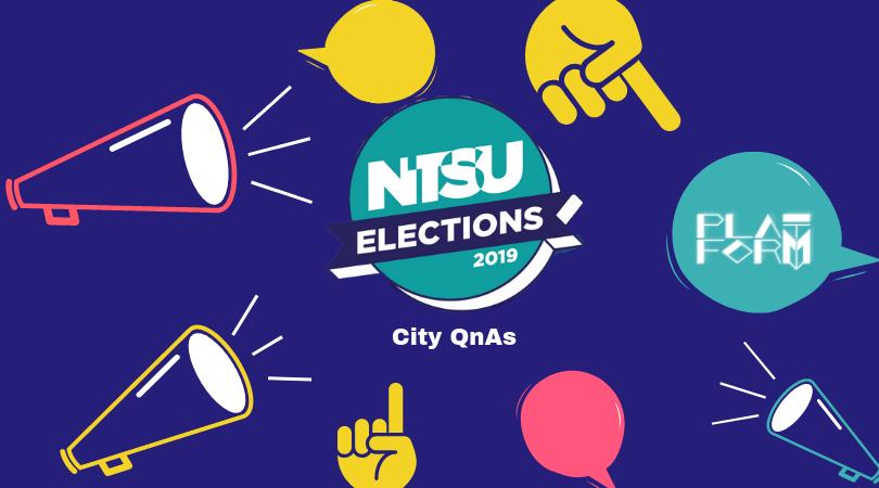 ntsu elections city qnas