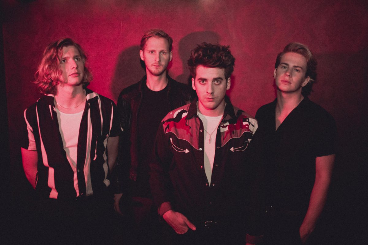 Circa Waves Gigs platform magazine