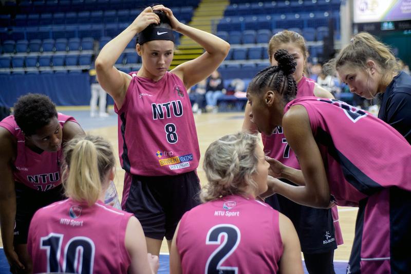 ntu womens basketball, platform magazine