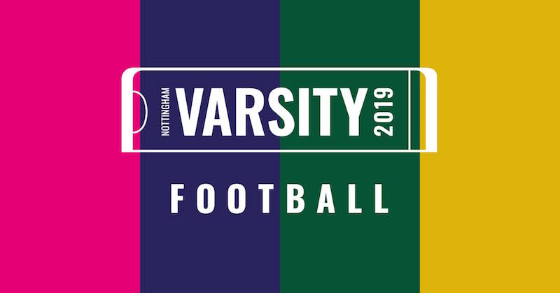 nottingham varsity football