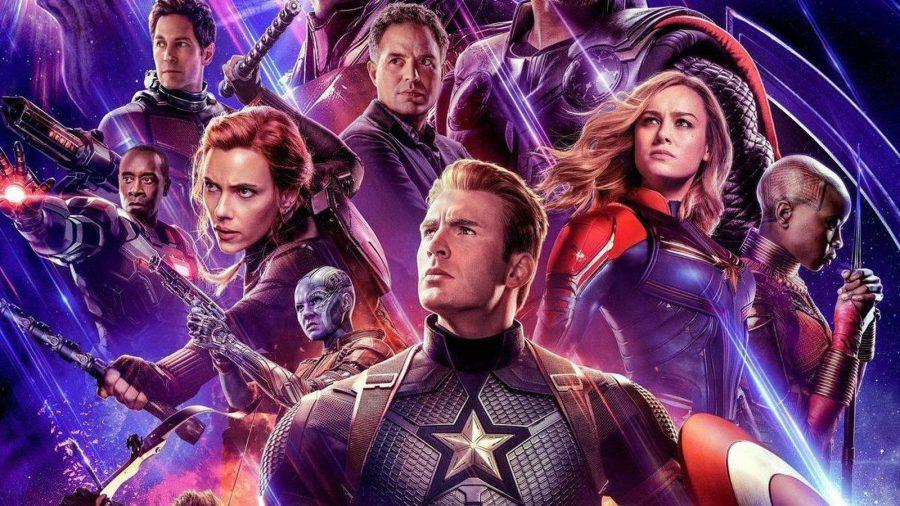 Avengers Jumper Marvel Endgame War Action Superheroes Adult /& Kids Jumper Top