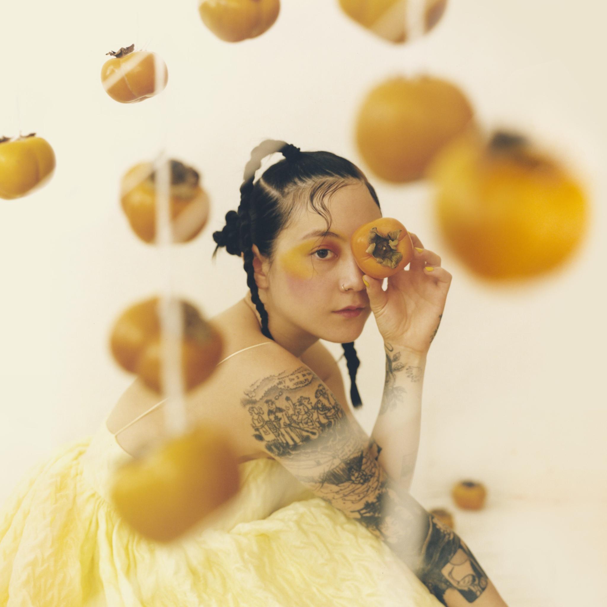 The cover image for Japanese Breakfast's third album 'Jubilee'