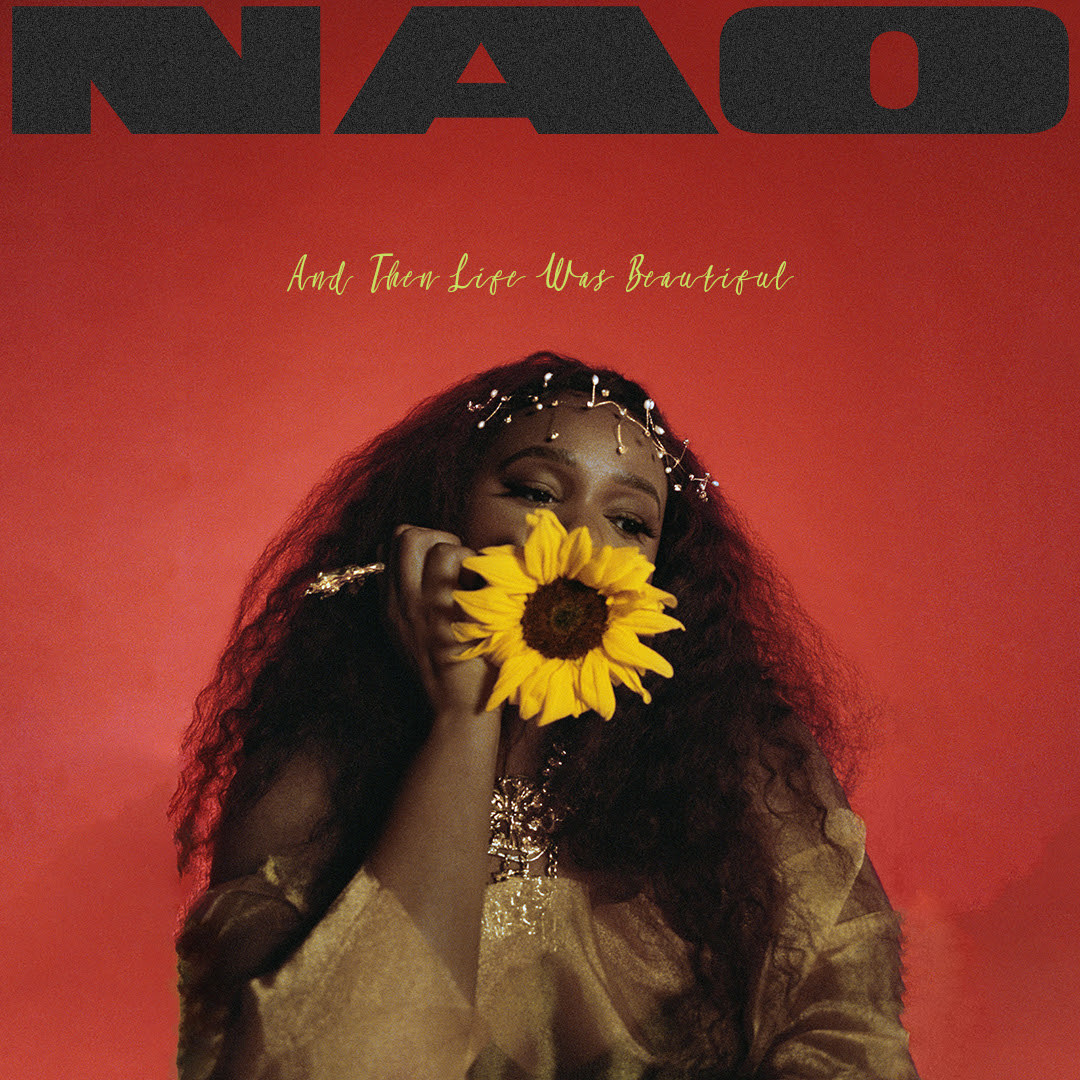 Nottingham artist Nao, who has just released her third album